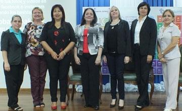 Realizan Encuentro de Mujeres Químicas en la UNA